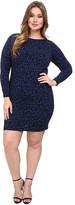 MICHAEL Michael Kors Size Ellensburg Boatneck Dress