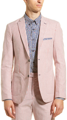 Paisley & Gray Dover Slim Fit Linen-Blend Sport Coat