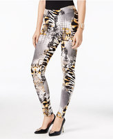 Thalia Sodi Printed Pull-On Leggings, Only at Macy's