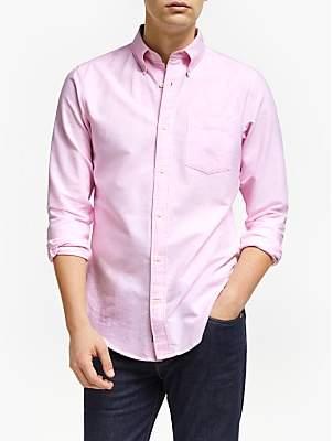 John Lewis & Partners Regular Fit Oxford Shirt