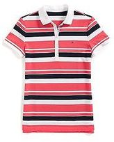 Tommy Hilfiger Women's Heritage Stripe Polo