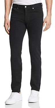 Finn S.m.n Studio Skinny Fit Jeans in Black Rock