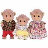International Playthings Calico Critters Mango Monkey Family