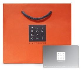 Le Bon Marche Gift card 250