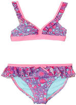 YMI Jeanswear Girls' Doll House 2Pc Swimsuit