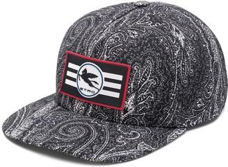 Etro Logo Patch Baseball Cap