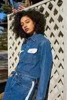 Calvin Klein Western Contrast Button-Down Shirt