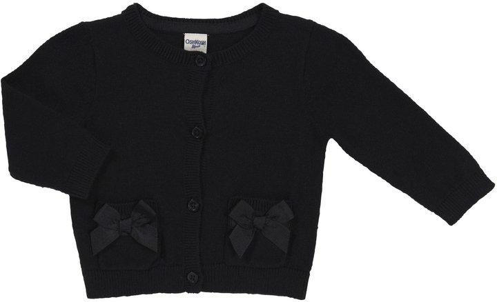 Osh Kosh Bow Detail Cardigan