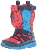 Stride Rite Made 2 Play Spider-Man Sneaker Winter Boot