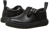 Dr. Martens Kid's Collection Ryan Plain Toe T-Bar Shoe (Toddler)