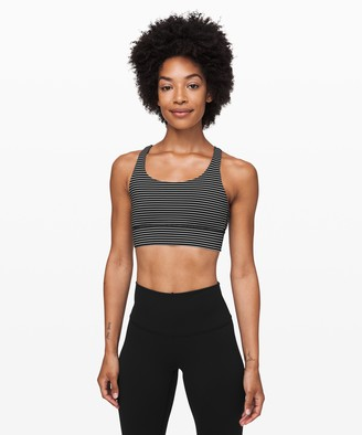 Lululemon Energy Bra Long Line *Medium Support, B-D Cup