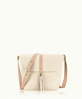 GiGi New York Celeste Crossbody French Goatskin