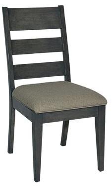 Gracie Oaks Casperson Solid Wood Dining Chair Gracie Oaks