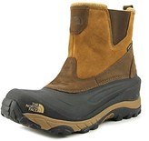 The North Face Chilkat Ii Pull-on Men Round Toe Suede Brown Winter Boot.