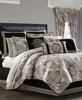 Thumbnail for your product : J Queen New York J. Queen 4-Pc. New York Guiliana Queen 4-Pc. Comforter Set Bedding