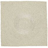 Pier 1 Imports Ivory Beaded Square Placemat