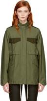 Rag & Bone Green Ash Field Jacket
