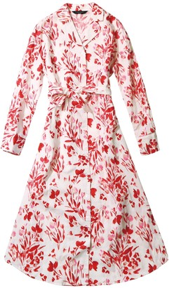 Banana Republic JAPAN EXCLUSIVE Linen-Cotton Shirt Dress