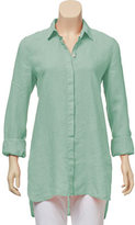 Tommy Bahama Women's Two Palms Long Sleeve Tunic