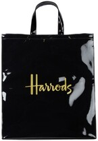 Harrods Large Logo Shopper Bag