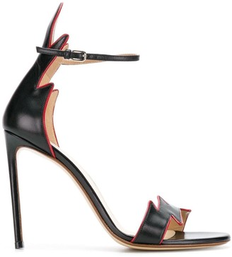 Francesco Russo high-heeled sandals