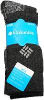 Columbia Mlumbia 2 Pair Socks