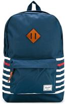 Herschel striped detailing backpack