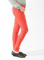 Forever 21 Twill Skinny Pants