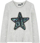 Ikks T-shirt with fancy sequins