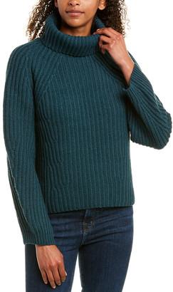 Brochu Walker Wool & Cashmere-Blend Sweater