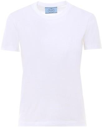 Prada Three-Pack Jersey T-Shirt