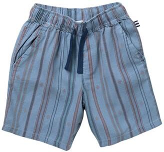 Splendid Icon Stripe Shorts