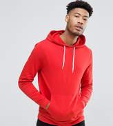 Asos TALL Hoodie In Red