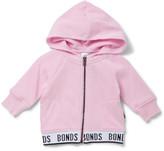 Bonds Girls Logo Zip Hoodie