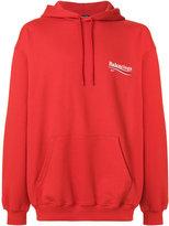 Balenciaga 2017 hoodie