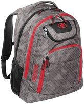 OGIO Business Excelsior Laptop Backpack / Rucksack (Blizzard/ Pink)