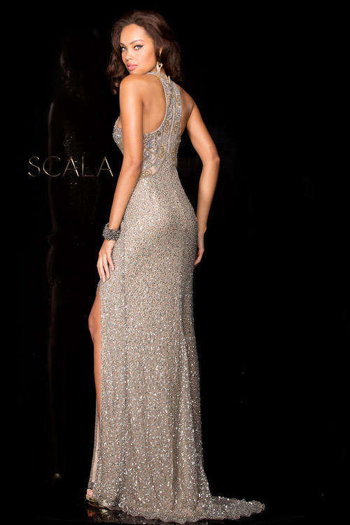 Scala 48625 Dress In Lead