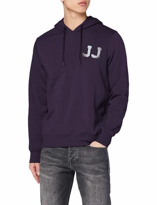 Jack and Jones Men's Jcothunder Sweat Hood Hoodie