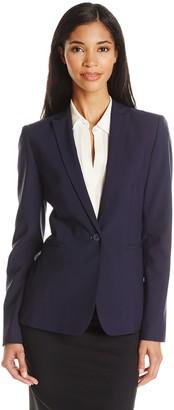 Elie Tahari Women's Darcy Seasonless Wool Blazer