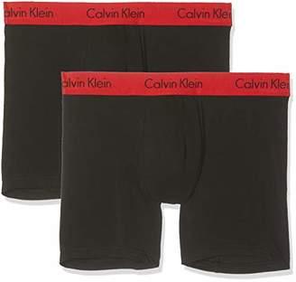 Calvin Klein Men's Boxer Briefs 2pk, Medium