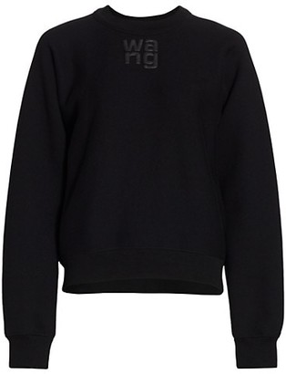 alexanderwang.t Foundation Crewneck Sweatshirt