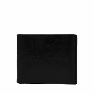 Fossil Men's Beck Leather Passcase Wallet