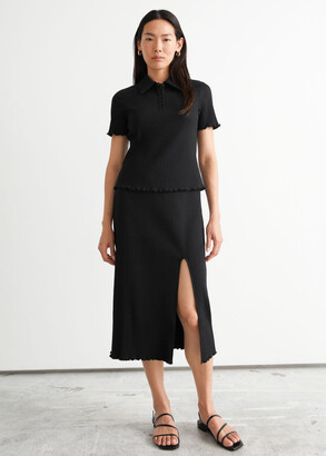 And other stories Midi Pencil Skirt