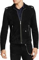 The Kooples Suede Jacket - 100% Bloomingdale's Exclusive