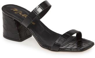 Matisse Madrid Slide Sandal