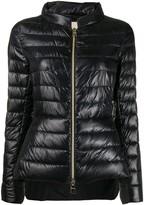 Herno zipped up padded jacket