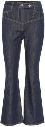 Ellery Presentism Corset Waist jeans