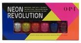 OPI Nail Lacquer - MINI Neon Revolution 6ct