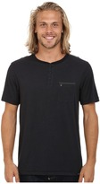 Hurley Dri-Fit S/S Knit Henley