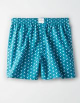 American Eagle Outfitters AE Icon Poplin Boxer